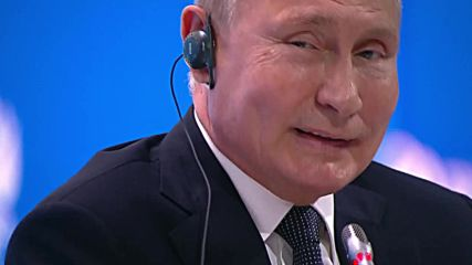 Russia: Trump 'should look in the mirror' to find one responsible for rising oil prices - Putin