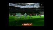 Cristiano Ronaldo - Fifa 09 Free Kick