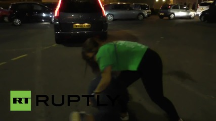 UK: Drunk students rampage through Swansea after Varsity win