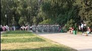 Български марш (ботев Марш) свирен от Руснаци!