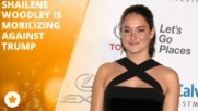 Shailene Woodley is heading back to Standing Rock