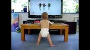 Бебе танцува на Single Ladies