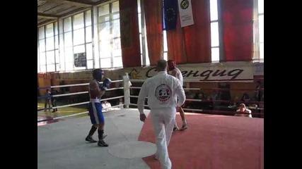 Angel Xristov vs Adelin Zaxariev