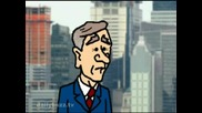 Bush Seeks Advice Spider-man (the Daily Buzz)