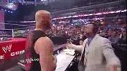 Stone Cold Се Завръща В Wwe Raw 2011