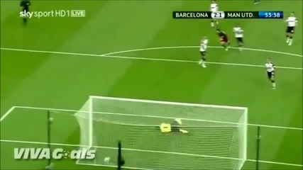 Барселона 3-1 Манчестър Юнайтед Шампионска Лига Финал 2011 / Barcelona Шампион - Всички Голове