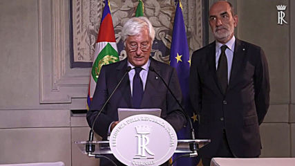 Italy: Presidency confirms PM Conte's official resignation