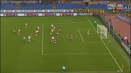 Рома - Цска 2:0 Нещастна загуба на Армейците от фаворита за спечелването на Лига Европа