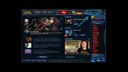 League Of Legends free 5000 rp and 7200 ip New 09/05/2012