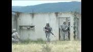 Българско и американско военно убочения пантера