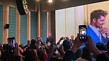 David Bisbal Esclavo De Sus Besos Showcase Cdmx 2020