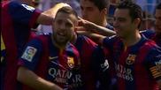Барса ниже голове, Меси стъпква рекорди! 08.03.2015 Барселона - Райо Валекано 6:1