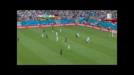 Сащ - Германия 0:1