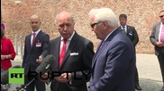 Austria: Fabius reveals French & German friendship made Greek deal possible