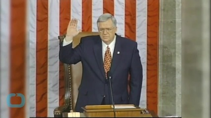 Hastert Pays Hush-Hush Money for New Scandal