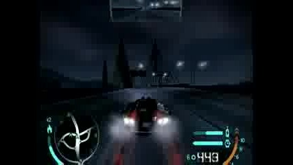 Need For Speed: Carbon Max Speed the best car