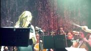 Tarja Turunen Sibelius Incomplet Miskolc 2010
