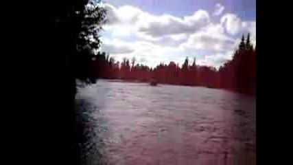Уаз Прекосява Река