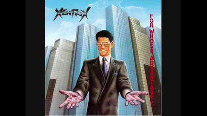 Xentrix - Running White Face City Boy (ian Gillan Band cover)