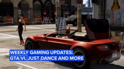 This week in gaming: GTA VI, Just Dance and more!