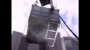 Criss Angel Escape From A Cement Block