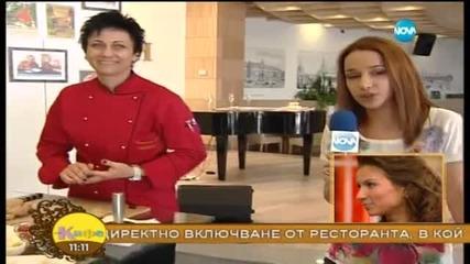 """""""На кафе"""" на рождения ден на Симона Пейчева (14.05.2015г.)"""