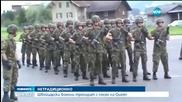 НЕТРАДИЦИОННО: Швейцарски военни тренират с песен на Queen
