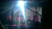 Любэ - Рассея (юбилеен концерт София 09.11.2009)