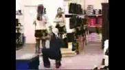 Скрита Камера - Магазин За Обувки