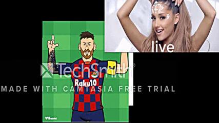 Tediatanasov Brithday Live интро по Ariana Grande Tv 22.07.2020