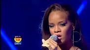 Rihanna - Unfaithful @ GMTV 2006г.