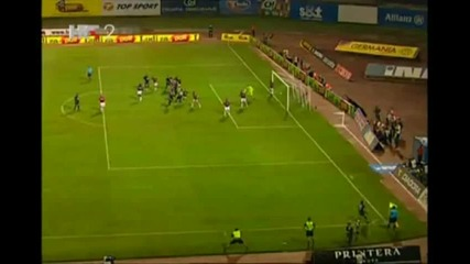 Лига Европа - Динамо Загреб 4:0 Хартс
