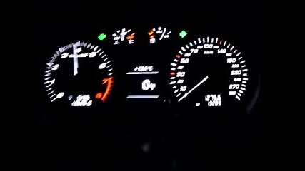 Audi S3 0-100 km h