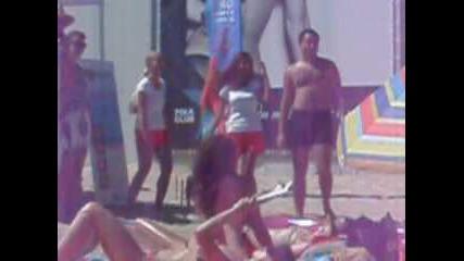 Смях - танц на cacao beach юли 2012