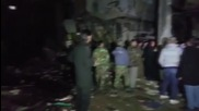 Syria: Up to 80 dead as multiple blasts rock Damascus