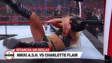 Raw en 8 (MINUTOS): WWE Ahora, Ago 2, 2021
