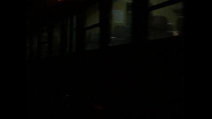 07 123 пристигна в 21.10 на гара Панагюрище