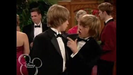 The Suite Life On Deck S02e01 - The spy who shoved me