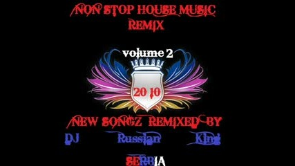 Dj Russian King - New 2010 House Music