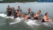 Тези се изплющяха мъжката във водата! - Водни гафове