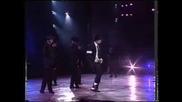 Michael Jackson - Live in Aucklan - Dangerous