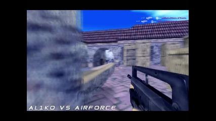 al1k0 vs airforce @esl 5on5 ladder