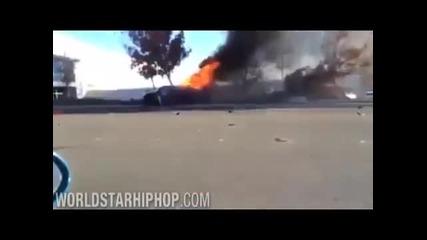 Paul Walker от бързи и яростни загива в катастрофа