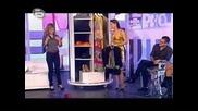 Модерно Йорданка Фандъкова срещу Мадлен Алгафари - Част 2