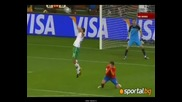 1/8 World Cup 10 - Spain 1 - 0 Portugal