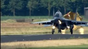 Polish Air Force Mig - 29 Fulcrum Luchtmachtdagen 2009 highlig