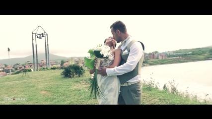 Сватбата на Деси и Кирил