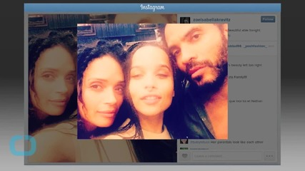 Lenny Kravitz Shares a Sweet Family Photo After Hitting the Red Carpet With Lisa Bonet