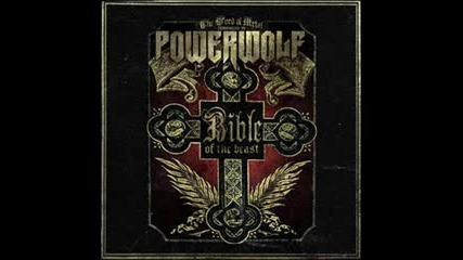 Powerwolf - raise your fist evangelist
