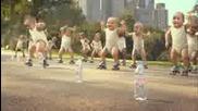 И Бебета Танцуват На Ролери - Няма Такава Сладка Реклама